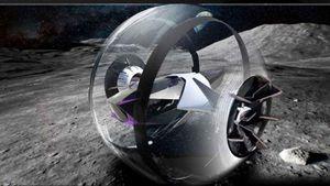 NASA kêu gọi các hãng ô tô chế tạo xe thám hiểm Mặt Trăng