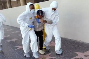 Dàn dựng cảnh vây bắt bệnh nhân corona, YouTuber bị chỉ trích