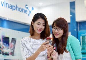Tin nhắn đến, khuyến mại về với khách hàng VinaPhone trong ngày 11/2