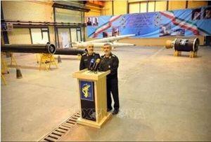 Iran ra mắt tên lửa đạn đạo và động cơ thế hệ mới