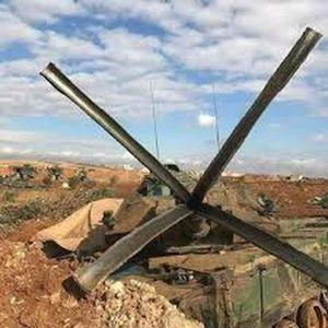 Trước khi bị bắn tan xác, M60T Thổ Nhĩ Kỳ còn bị 'nở hoa' trên chiến trường
