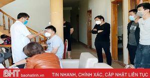 Người dân vùng trọng điểm Hà Tĩnh cảnh giác cao với nCoV