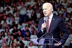 Tỷ lệ ủng hộ Joe Biden xuống mức thấp nhất