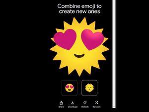 Google giới thiệu 'Emoji Kitchen', biến tấu Emoji tình yêu theo cách của chính bạn
