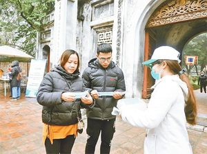 Bảo đảm an toàn cho khách du lịch