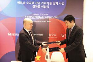 Lễ tổng kết và bàn giao Dự án 'Nâng cao chuỗi giá trị ngành thủ công nghiệp Việt Nam'