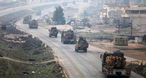 Thổ Nhĩ Kỳ tiếp tục điều lực lượng 'khủng' đến Idlib, bất chấp cảnh báo từ Nga