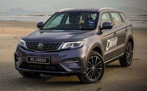 Ra mắt SUV Proton X70 giá rẻ, chỉ từ hơn 500 triệu đồng