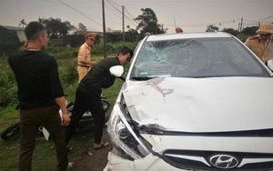 Hà Tĩnh: Truy tìm danh tính tài xế ô tô gây tai nạn bỏ trốn
