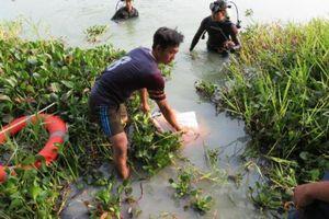 Tìm thấy thi thể 2 người chìm dưới hồ nước ở Bình Dương