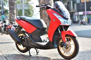 Yamaha LEXi tại Việt Nam - kiểu dáng lạ mắt, đối thủ của Honda PCX