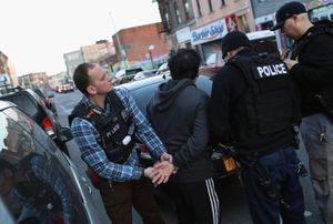 100 đặc vụ từ đơn vị BORTAC Mỹ tham gia truy quét người nhập cư bất hợp pháp