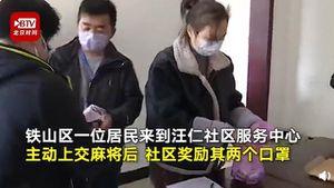 'Tuyệt chiêu' khuyến khích người dân chống dịch Covid-19 ở Trung Quốc