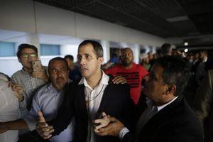 Mỹ yêu cầu thả ngay chú của lãnh đạo đối lập Venezuela Juan Guaido
