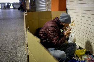 Sắp Olympic 2020, người vô gia cư ở Tokyo lo sợ bị đuổi khỏi thành phố