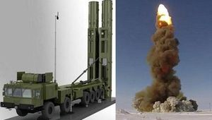 Patriot hợp lực với THADD mới sánh bằng S-500 Prometey