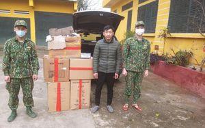 Cao Bằng: Tạm giữ 11.000 khẩu trang y tế không rõ nguồn gốc chuẩn bị chuyển sang biên giới