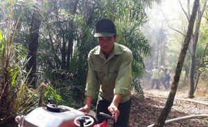 Cảnh báo cháy rừng Vườn chim Bạc Liêu cấp cực kỳ nguy hiểm