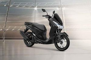 Yamaha Lexi xuất hiện tại Việt Nam, đối thủ 'đáng gờm' của phân khúc xe ga cỡ lớn