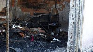 Tây Ninh: Nam kế toán tử vong trong căn phòng cháy ở UBND xã