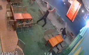 Thanh niên bị chém gục trong quán cà phê vì mâu thuẫn