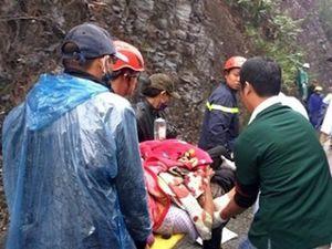 TT-Huế: Tai nạn giao thông kinh hoàng khiến nhiều người bị thương