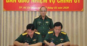 Nhiều quân khu có lãnh đạo mới