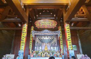 Có thật đại gia Xuân Trường lập đền thờ vợ trong chùa Tam Chúc?