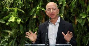 Tỷ phú Jeff Bezos 'mạnh tay' chi 10 tỷ USD cho dự án chống biến đổi khí hậu