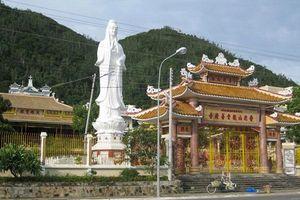 Ngôi chùa mang tên vị Bồ Tát