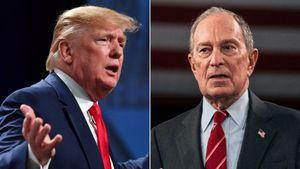Tỷ phú Bloomberg cam kết bán công ty nếu hạ gục Tổng thống Trump