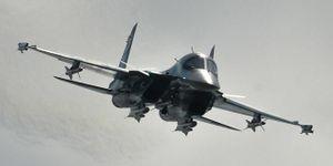 Nga dội hỏa lực vào Aleppo và Idlib sau khi 2 máy bay Syria bị bắn rơi