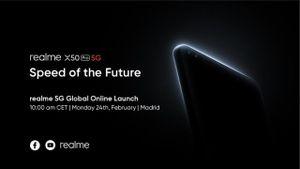 Realme X2 Pro 5G sẽ trình làng vào ngày 24/2