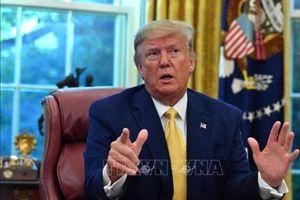 Tổng thống D. Trump: Mỹ sẵn sàng đón nhận hoạt động thương mại với các nước