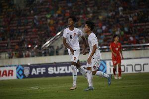 Để thua đậm bất thường, tuyển Myanmar bị FIFA điều tra bán độ