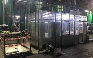 Ngã vào bồn chứa dung dịch, một nam công nhân tử vong ở Công ty Vedan
