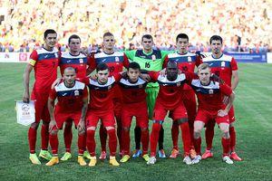 Lộ diện đối thủ thay Iraq đấu tuyển Việt Nam