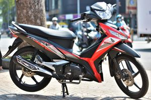 Honda Supra X 125 FI tại Việt Nam, giá khoảng 40 triệu đồng