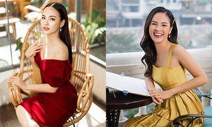 Quỳnh Nga ngày càng gợi cảm trước thềm chinh chiến Hoa hậu Sắc đẹp Quốc tế