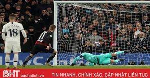 Vòng 1/8 UEFA Champions League: Tottenham, Valencia thất bại cay đắng