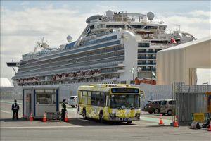 Thêm hai quan chức Chính phủ Nhật Bản nhiễm nCoV liên quan tới du thuyền Diamond Princess