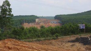 Nỗ lực sớm thông tuyến mặt bằng Triệu Phong cao tốc Cam Lộ- La Sơn