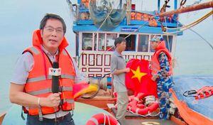 Gặp gỡ nhà báo Trọng Ninh - 'Ngòi bút thép' nơi đầu sóng!