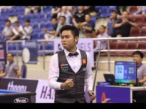 Nguyễn Trần Thanh Tự lọt vào vòng loại cuối Worldcup Antalya 2020