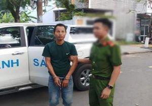Nam thanh niên lấy trộm ô tô chở vợ con về quê chơi Tết