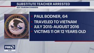 Mỹ truy tố nghi phạm ấu dâm nhiều lần đến Việt Nam