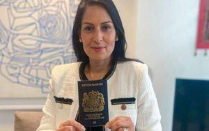Anh sẽ phát hành hộ chiếu bìa xanh từ tháng 3-2020
