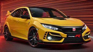 Chi tiết xe Honda Civic Type R Limited Edition vừa ra mắt