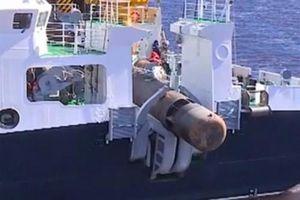 Nga trang bị 'ngư lôi ngày tận thế' cho tàu mặt nước?