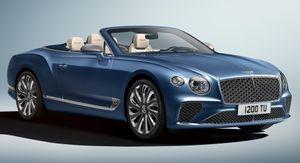 Mulliner nâng tầm siêu xe Bentley GT lên đẳng cấp mới